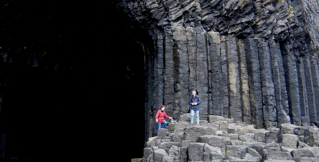 Fingal's Cave Entrance