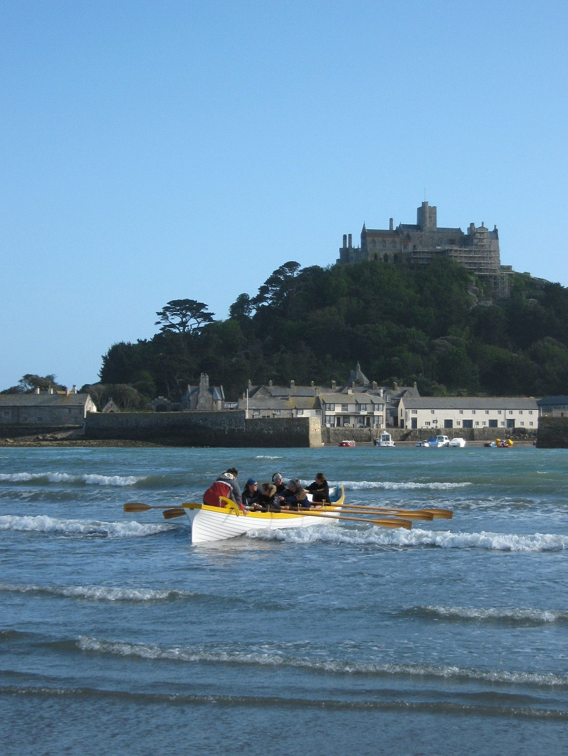 Mounts Bay Pilot Gig Club