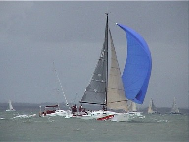 Cowes Week 2008 IRC 4 & Sunsail 37s 13