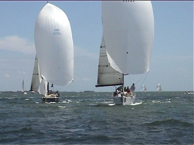 Commodore's Cup Race 6 03