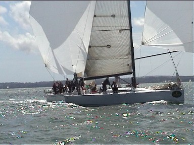 Commodore's Cup Race 6 04