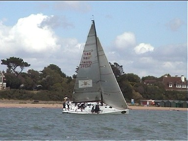 Commodore's Cup Race 6 13