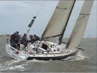 Commodore's Cup Race 6 16